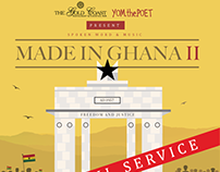MADE IN GHANA II: THE CIVIL SERVICE