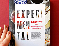Experimental Cuisine Book