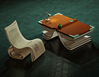Book Table Concept