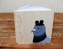 "Animal Notebook for ""creARTI handmade"""