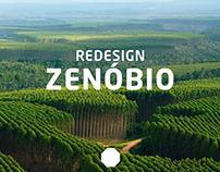 Redesign Zenóbio Madeiras