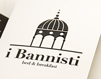 I Bannisti - B&B / Corporate identity