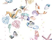 Mermaid pattern~