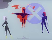 Adult Swim: X-Men: Days of Future Past