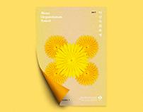 Editorial - Masan Chrysanthemum FestivalPoster