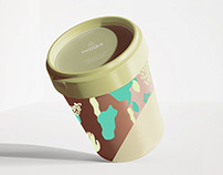 Diseño de empaque - Minka Heladería
