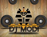DJ Modi Logo
