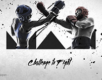 Adobe Max Challenge - Challenge to Fight