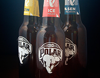 ━  Polar beer