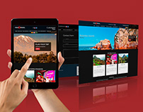Desarrollo de página web para Peru All In Travel