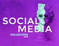 Social Media Project - 2019