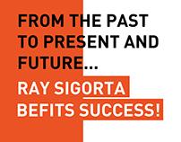 Ray Sigorta Faaliyet Raporu Tasarımı
