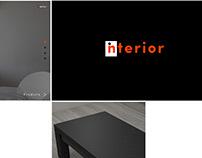 Interior Design e-commerce