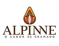 Branding Alpinne - O Sabor de Gramado