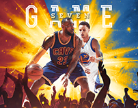 NBA Finals Graphics (Personal Project)