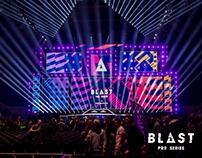 Blast Pro Series - Web Development