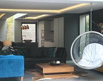 London SW18 - Single Storey Side & Rear Extensions