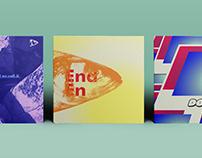 Enden Album Covers