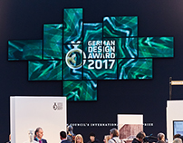 German Design Award 2017 Exhibition