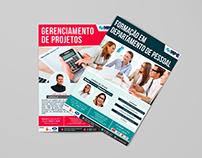 Identidade visual dos cursos da empresa MPE TC.