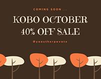 Kobo October Promo