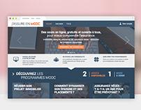 J'assure en MOOC: Responsive website