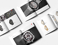 Seculus Relógios - Watches Catalog