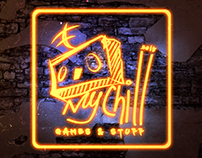 My Chill (games 'n stuff) Logo Study