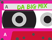 Da Big Mix Illustrations