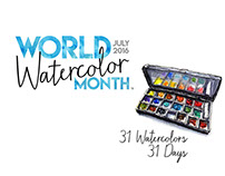 Celebrating World Water Color Month