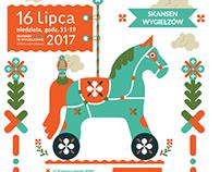 ETNOMANIA FESTIWAL 2017 - POSTER