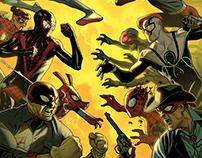 SPIDERGEDDON #3 COVER