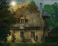 Une maison dans les bois