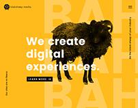 Blaksheep Media Website