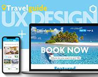 UX Design Travel Site
