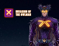 The Invasion of Owlman | Student Kancil Awards
