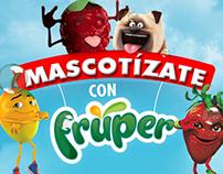 Mascotízate con Fruper