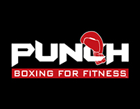 Punch Boxing for Fitness | Workout Pass Design
