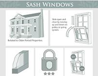 Window Terminology Infographic