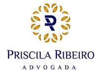 Priscila Ribeiro Advogada | Identidade Visual