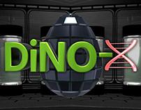 Dino-X - Jogo para Memória
