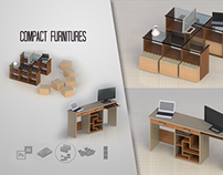 Móvel compacto // Compact Furniture