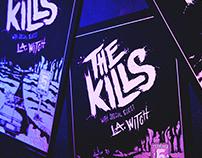 The Kills   Poster Design