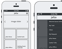 Ios wireframe