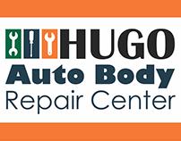 Hugo Auto Business Card Designs