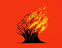 Fahrenheit 451 - Movie Poster