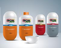 Package design for motor oil