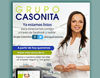 Newsletter Grupo Casonita