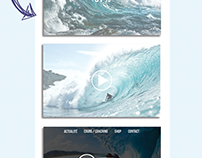 Redesign Concept - SURF