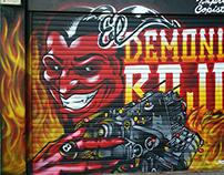 El Demonio Rojo